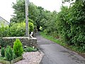Footpath from the end of Frog Lane - geograph.org.uk - 1550503.jpg