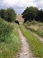 Footpath near Chillington - geograph.org.uk - 508104.jpg
