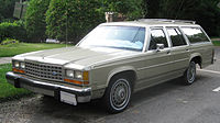 Ford Country Squire thumbnail