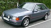 Annonce ford escort xr3i