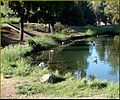 Ford Park, Spillway and Lower Pond, Redlands, CA 7-12 (7747203228).jpg