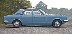 Ford Zephyr Mark IV
