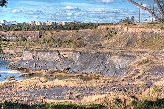 Homebush Bay - Former quarry, Sydney Olympic Park