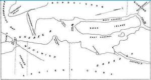Northeast Coast Campaign (1745) - Fort Richmond (Maine)