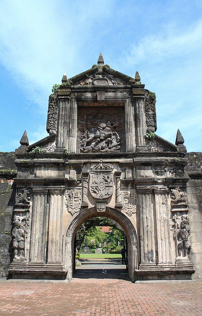La Fuerza de Santiago (Fort Santiago)