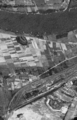 Fort X Bateria Nadbrzeżna and Fort XI Stefan Batory (Toruń, Poland) seen by the American reconnaissance satellite Corona 98 (KH-4A 1023) (1965-08-23).png