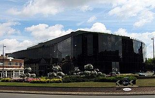 office building in Ipswich, England