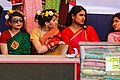 Four Bangladeshi women in a stall at Pohela Boishakh celebration 2016 (01).jpg