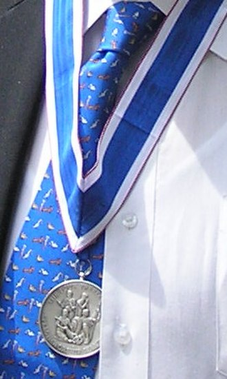 Four Freedoms Award - One of the medals