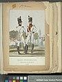 France, 1816, Légions départementales, Officiers de la 26e Légion (NYPL b14896507-1639118).jpg