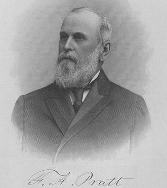 Francis A. Pratt - Francis Ashbury Pratt