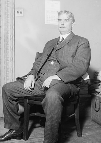 Frank Buchanan (Illinois politician) - Frank Buchanan in 1915