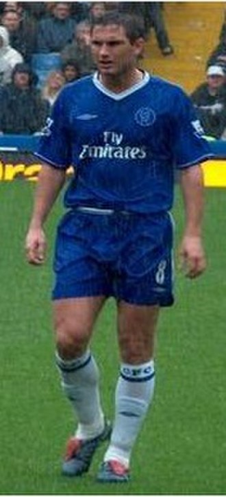 Frank Lampard - Lampard in 2004