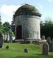 Fraser Mausoleum, Cluny kirkyard. - geograph.org.uk - 458465.jpg