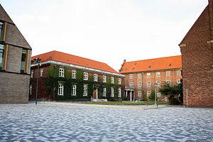 Hack Kampmann - Frederiksberg Courthouse, 1921.
