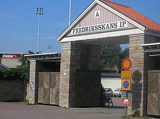 Kalmar AIK Fotboll - Fredriksskans