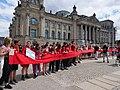 FridaysForFuture protest Berlin human chain 28-06-2019 19.jpg