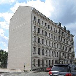Friedrich-List-Platz in Leipzig