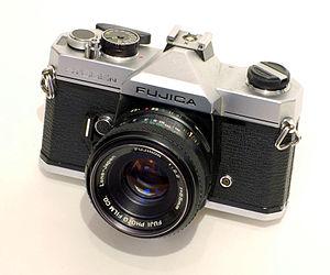 Fujica - Fujica ST 605N