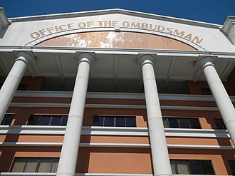 Ombudsman of the Philippines - Ombudsman of the Philippines