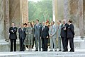 G-7 Economic Summit Leaders at Grand Trianon Palace.jpg