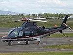 G-DIDO Agusta A109 Helicopter Castle Air Ltd (34622261635).jpg