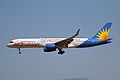 G-LSAL B757-204W Jet2 Holidays PMI 26MAY12 (7273612286).jpg