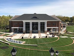 Anderson University (South Carolina) - G. Ross Anderson Jr. Student Center