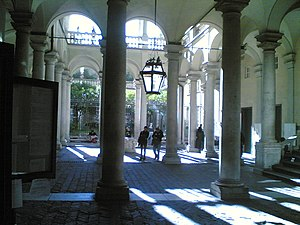 University of Genoa - School of Humanities