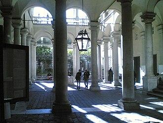 University of Genoa - School of Humanities
