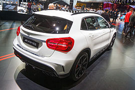 GLA 45 AMG 4matic - Mondial de l'Automobile de Paris 2014 - 004.jpg