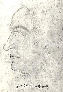 Gabriël Grupello Flemish Baroque sculptor