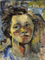 Gabrielle Hope - Self Portrait 1953.png
