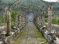 Jardines de Alfabia - Wikipedia, la enciclopedia libre