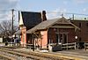 Gaithersburg B & O Railroad Station and Freight Shed
