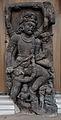 Gajasurasamhara - Circa - 10th Century AD - Puri - Orissa - Indian Museum - Kolkata 2012-11-16 2042.JPG