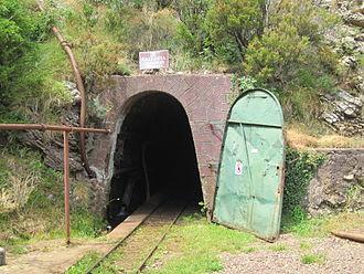 Ne, Liguria - Gambatesa Mine