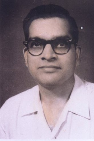 Gangadhar V. Chittal - Image: Gangadhar chittal
