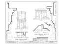 Garcia House, 202 Closson Street, Santa Fe, Santa Fe County, NM HABS NM,25-SANFE,3- (sheet 2 of 5).png