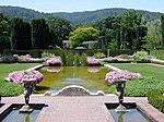 Garden pool in Filoli, Woodside, California.jpg