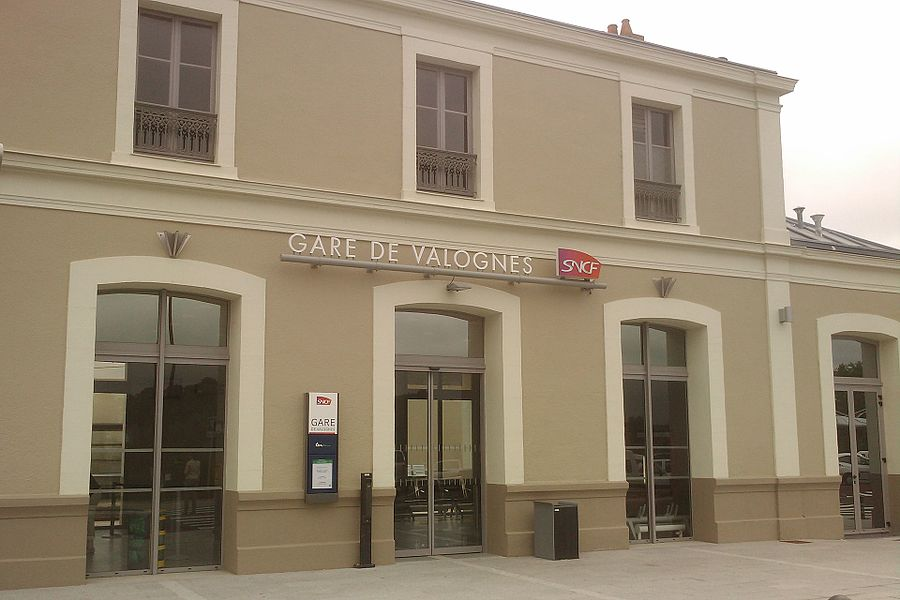 Gare de Valognes