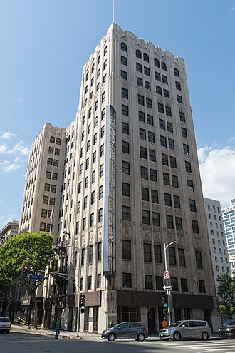 Garfield Building (Los Angeles) - Garfield Building, 2017