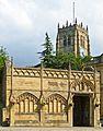 Gatehouse, Bradford Cathedral (9323899358).jpg