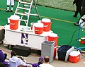 Gatorade on Northwestern sideline (239943318).jpg