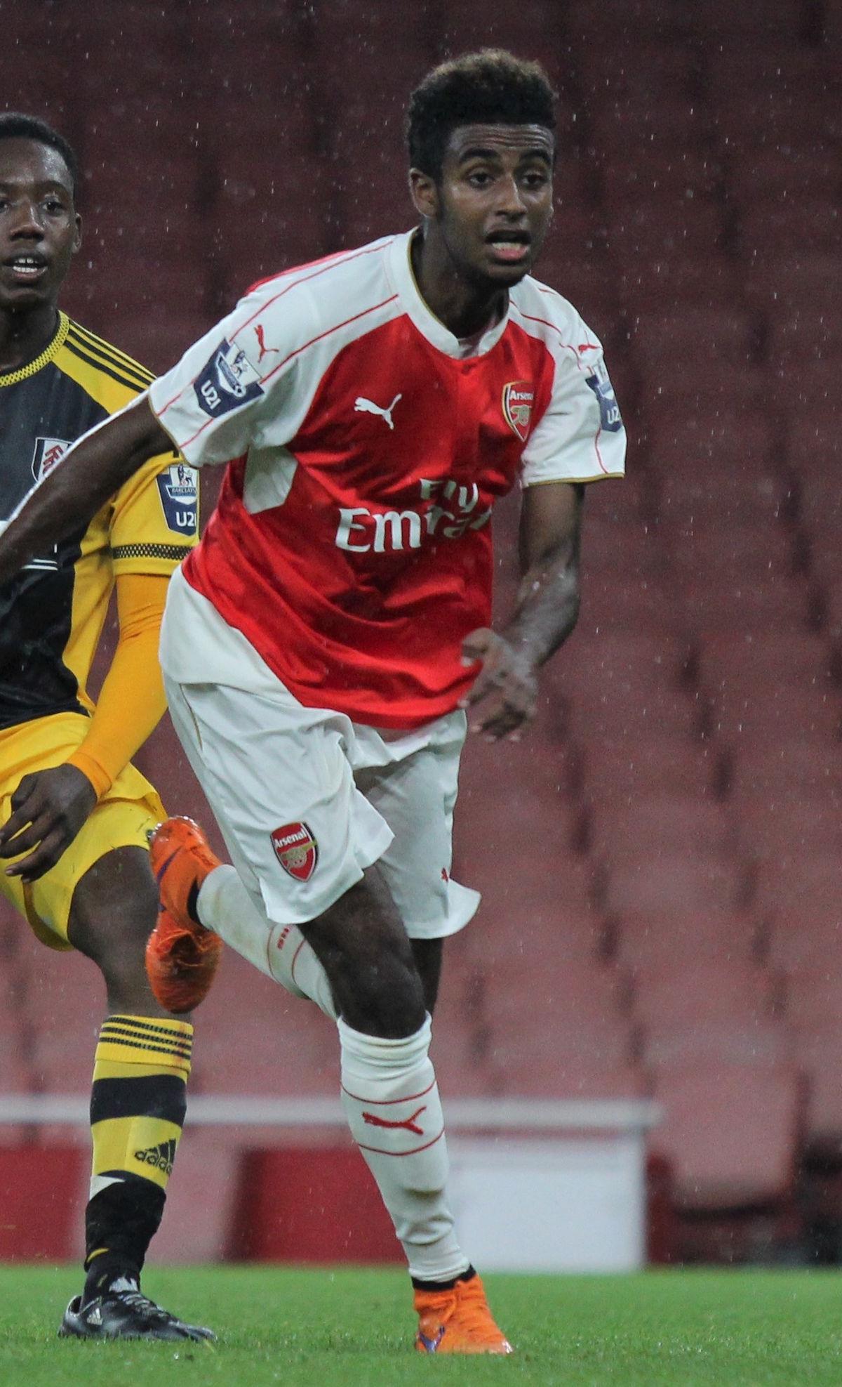Gedion Zelalem - Wikipedia