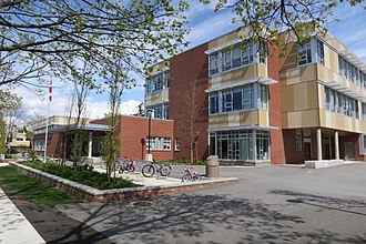 DA Architects + Planners - Image: General Gordon Elementary School