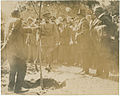 General Pershing, Planting Tree, Philadelphia, Pa., September 12, 1919 (12795208104).jpg