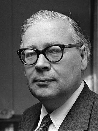 European Communities Act 1972 (UK) - Geoffrey Rippon was responsible for drafting the 1972 legislation that took the UK into the then European Communities