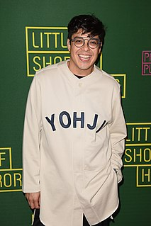 George Salazar American actor,singer and musician