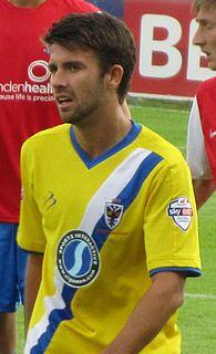 George Francomb English footballer
